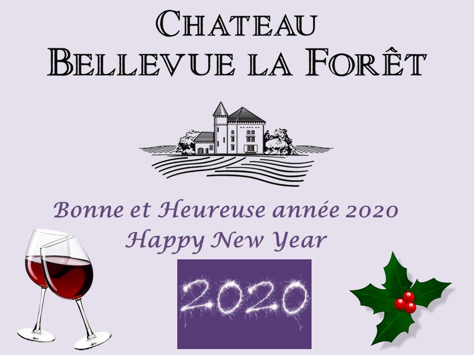 Chateau Bellevue La Foret Vin Fronton